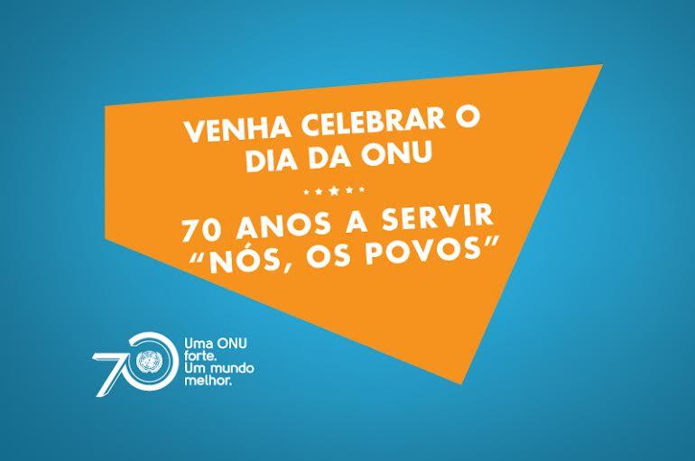 70º aniversário da ONU
