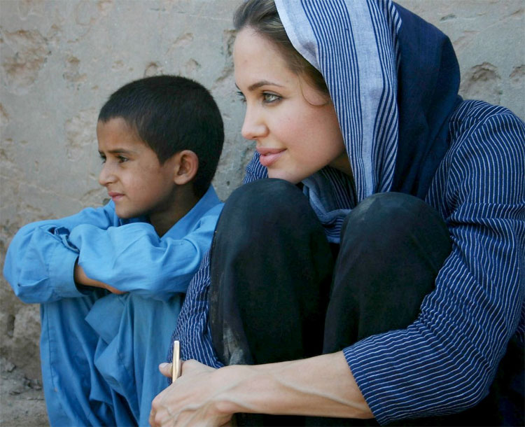Excertos do discurso de Angelina Jolie, Embaixadora da Boa Vontade e Enviada Especial do ACNUR, no Conselho de Segurança da ONU