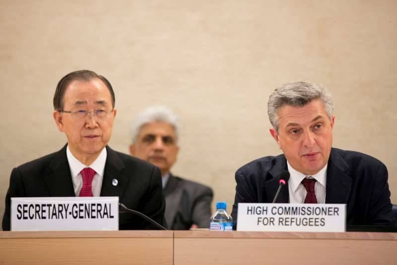 Na resposta à crise de refugiados, é necessário um aumento exponencial da solidariedade global