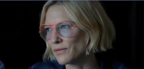Cate Blanchett é a nova embaixadora do ACNUR