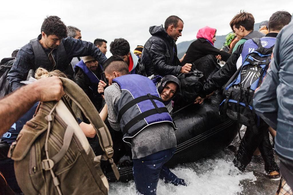 Travessias do Mediterrâneo continuam a aumentar exponencialmente