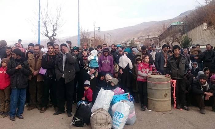 Primeiros camiões com ajuda humanitária chegam a diversos locais sitiados