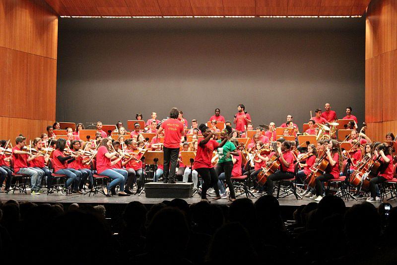 Gala de Solidariedade Orquestras Geração