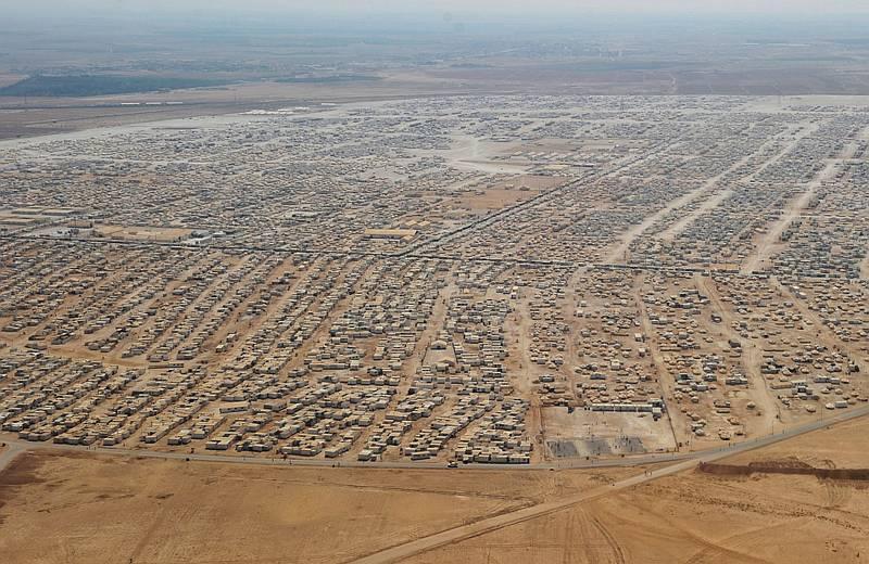 Campo de Refugiados de Zaatari