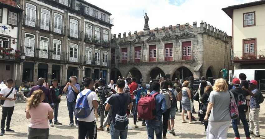 Passeio a Guimarães