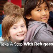 Um passo pelos refugiados é o mote para o Dia Mundial do Refugiado 2019
