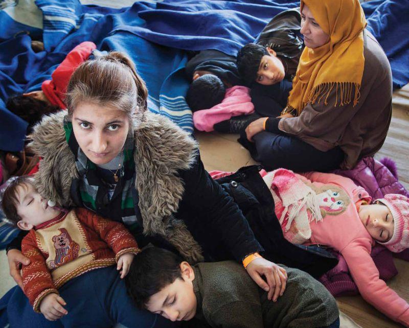 Défice de compromisso europeu face à grave crise humanitária em curso