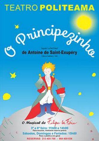"""Ida ao teatro """"O Principezinho"""""""