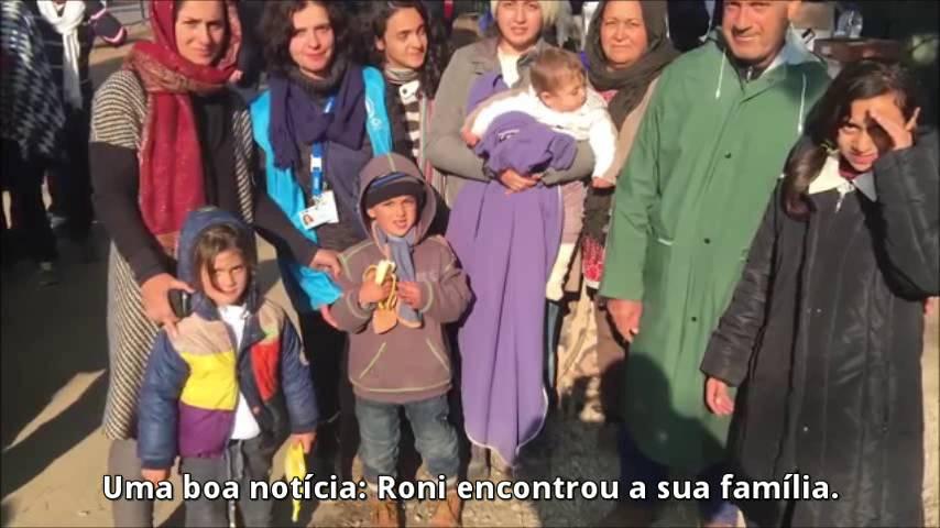 Atrasos inadmissíveis no Programa de Relocalização de Refugiados