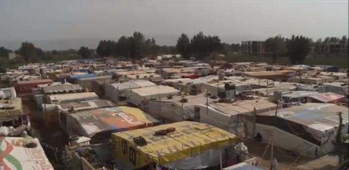 Líbano: Os refugiados preparam-se para um longo e difícil inverno