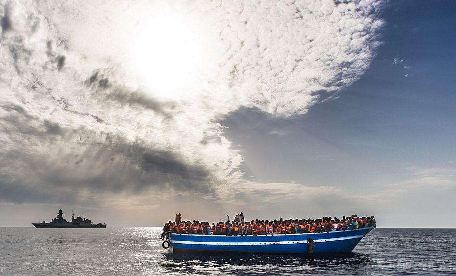 """Grandi: """"A tragédia do Mediterrâneo não pode continuar"""""""