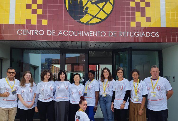 Sede e centros de acolhimento aderem à campanha #vesteronaldo