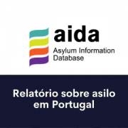 Publicado o Relatório nacional da Asylum Information Database – 2020