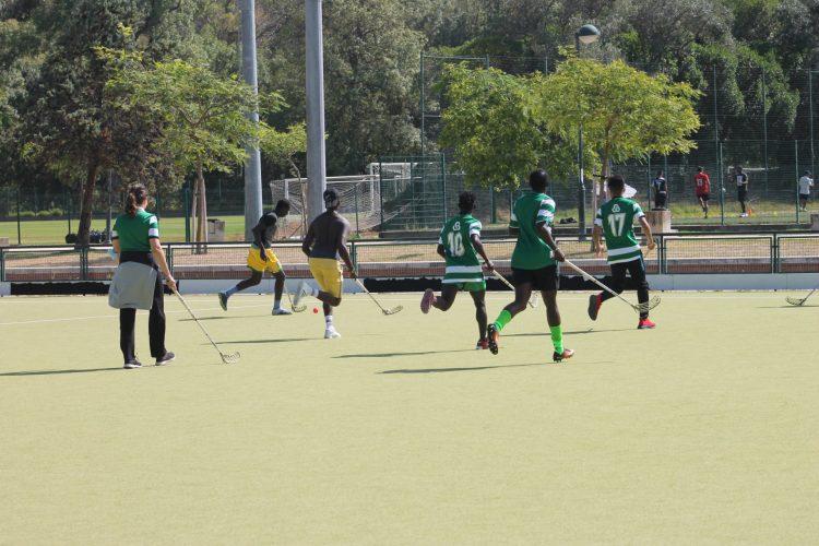 Atividades desportivas promovem a integração dos jovens acolhidos em Portugal